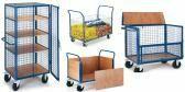 Kasten- und Schrankwagen