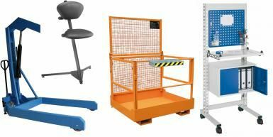 Arbeitssicherheit & Ergonomie