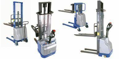 elektrische Hydraulik-Stapler
