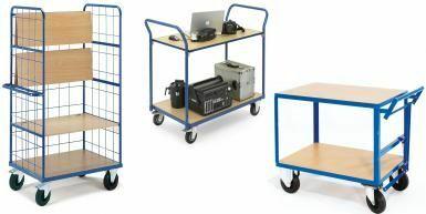 Tisch- und Etagenwagen