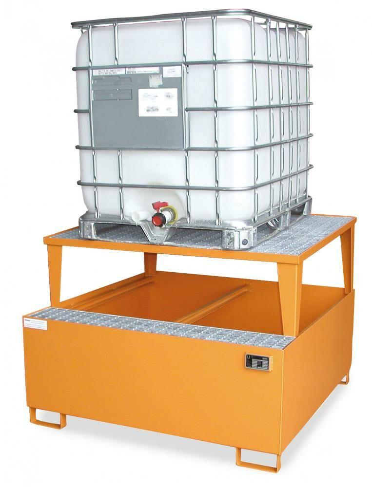 Auffangwannen für 1000-l-Container