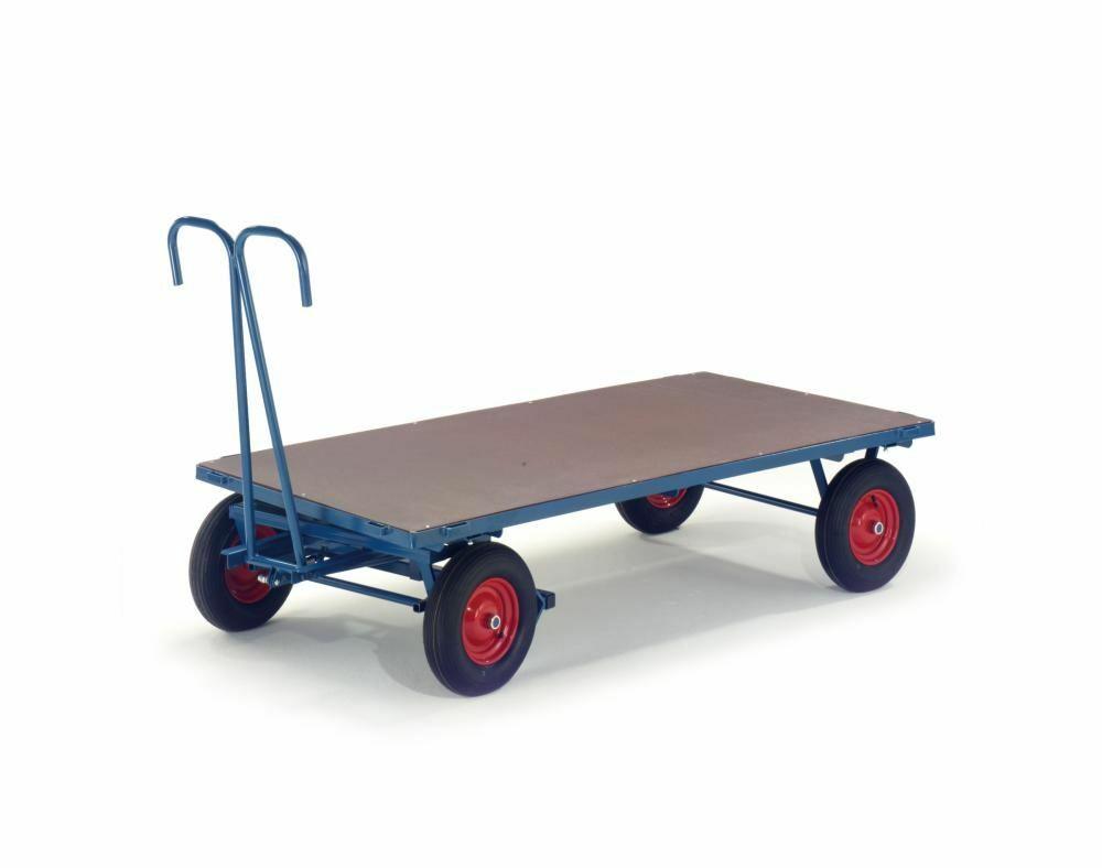 Handpritschenwagen