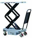 Mobiler Hubtisch mit Doppelschere