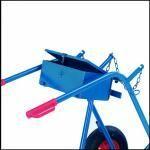 Werkzeugkiste für Stahlflaschenwagen