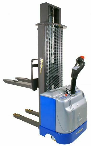 Hydraulik-Stapler Delta AC-evo