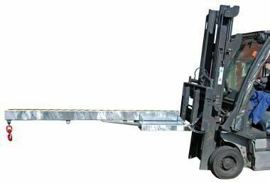 Lastarme Typ LA1600/2400