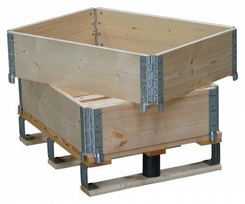 Holzaufsatzrahmen 800 x 600 mm