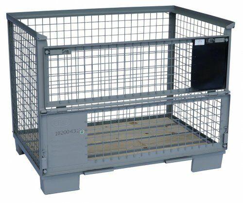 DB-Europool-Gitterbox (nach DIN 15155/8 - UIC 435-3)