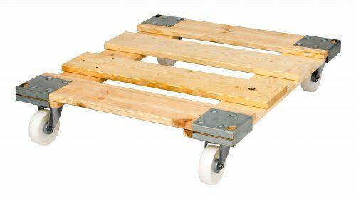 Holzrollplatte 724 x 810 mm
