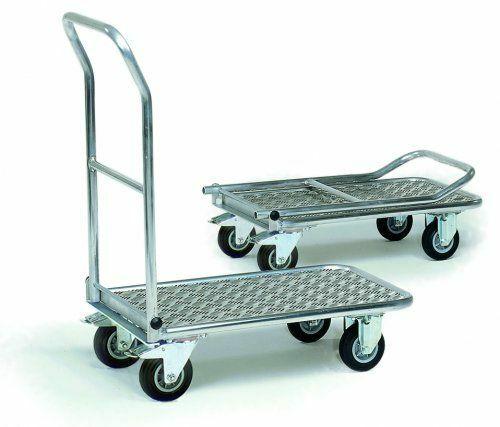 Klappwagen aus Stahl oder Alu