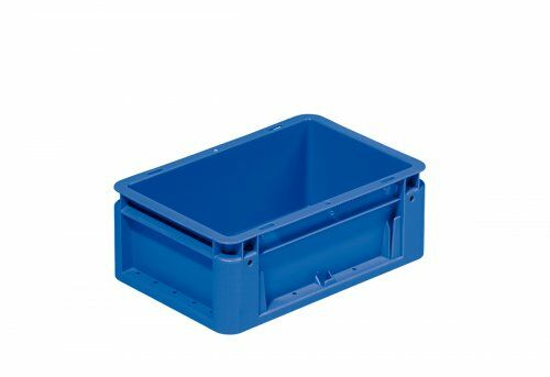Euro-Transportbehälter 300x200 mm blau