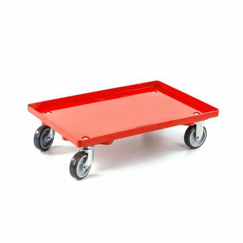 """Transportroller, 415 x 615 mm, """"Light Version"""" geschlossenes Deck"""