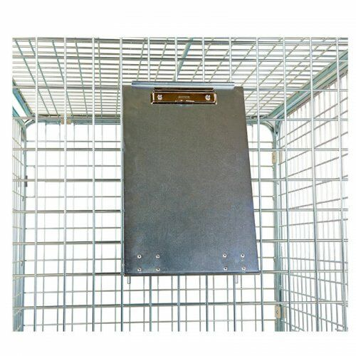 Notiztafel, Klemmbrett für DIN A 4, mit Möglichkeit zur Schrägstellung