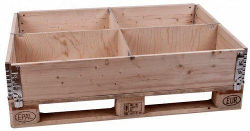 Zubehör Holzaufsatzrahmen