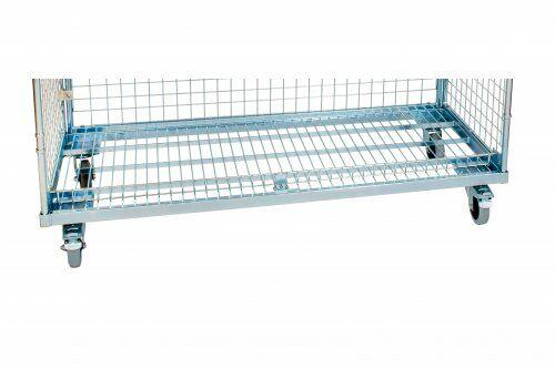 Stahlrollplatte 620 x 1.500 mm
