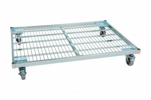 Stahlrollplatte 800 x 1600 mm