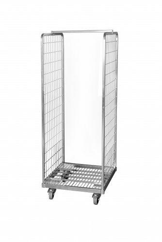 Stahlrollbehälter 600 x 600 mm