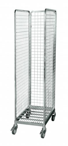Stahlrollbehälter 460 x 640 mm