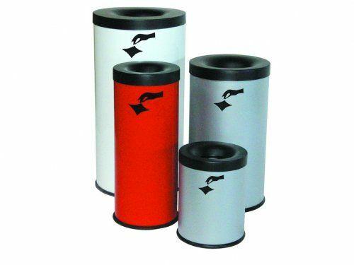 16l-Sicherheits-Abfallbehälter zur Kipp-Wandanbringung
