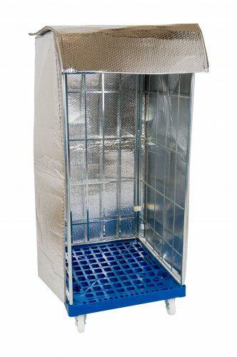 Thermohaube für Rollbehälter