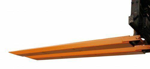 Gabelverlängerung RAL 2000  | 150 x 70 mm