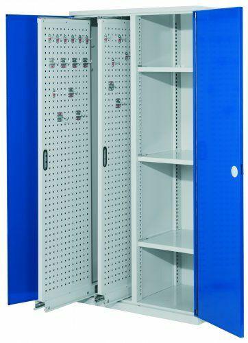 Vertikalschrank RAL 7035  | 3  | 2