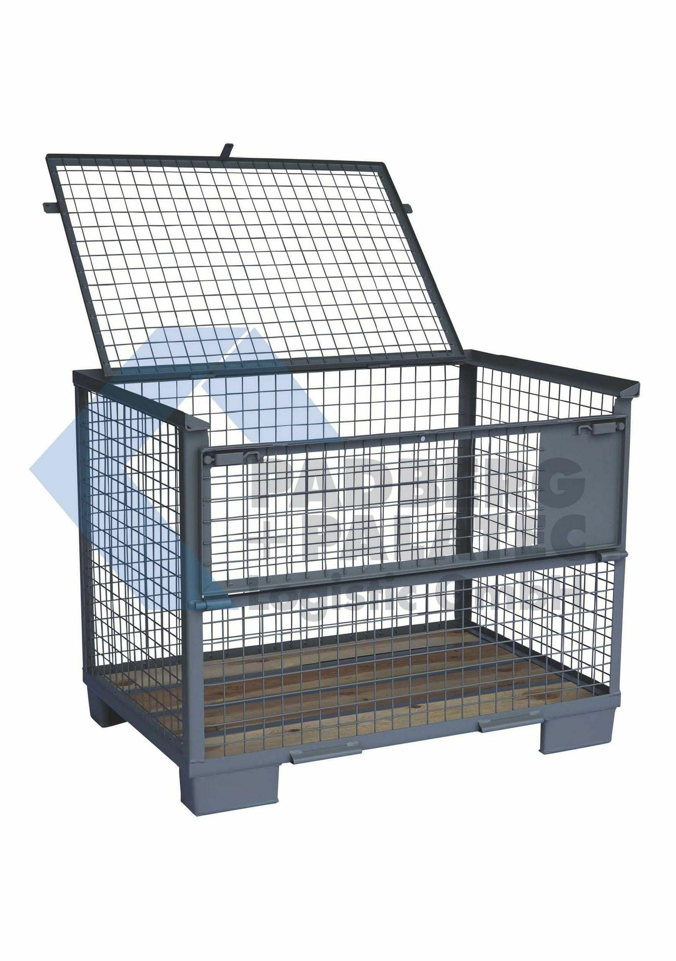 euro gitterbox mit deckel online kaufen padberg palatec shop. Black Bedroom Furniture Sets. Home Design Ideas