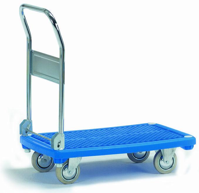 kunststoff plattformwagen klappbar 1 online kaufen padberg palatec shop. Black Bedroom Furniture Sets. Home Design Ideas